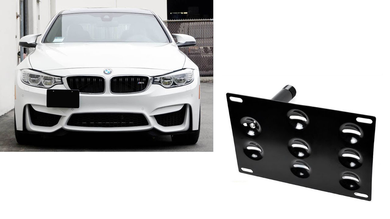 Bmw Plate Holder & Get Quotations  A NASA-like Rubber ...
