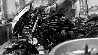 Suzuki Bandit 650s - Rénovation moteur / Engine rebuilt