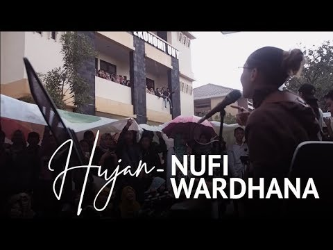 Nufi Wardhana - HUJAN (original Song By UTOPIA)