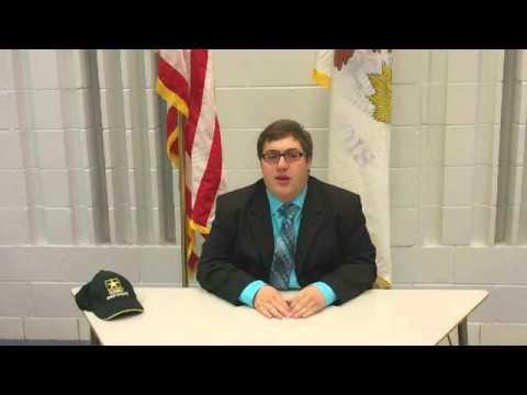 Sam Tedeschi USAAAMB Interview Audition Video