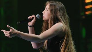 "The Voice of Poland VI - Michalina Stokowy - ""Where is the Love"" - Przesłuchania w ciemno"