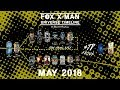Fox X-Man Universe Timeline (May 2018)