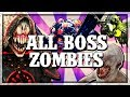 ALL CALL OF DUTY ZOMBIE BOSSES (WAW,BO1,BO2,BO3)