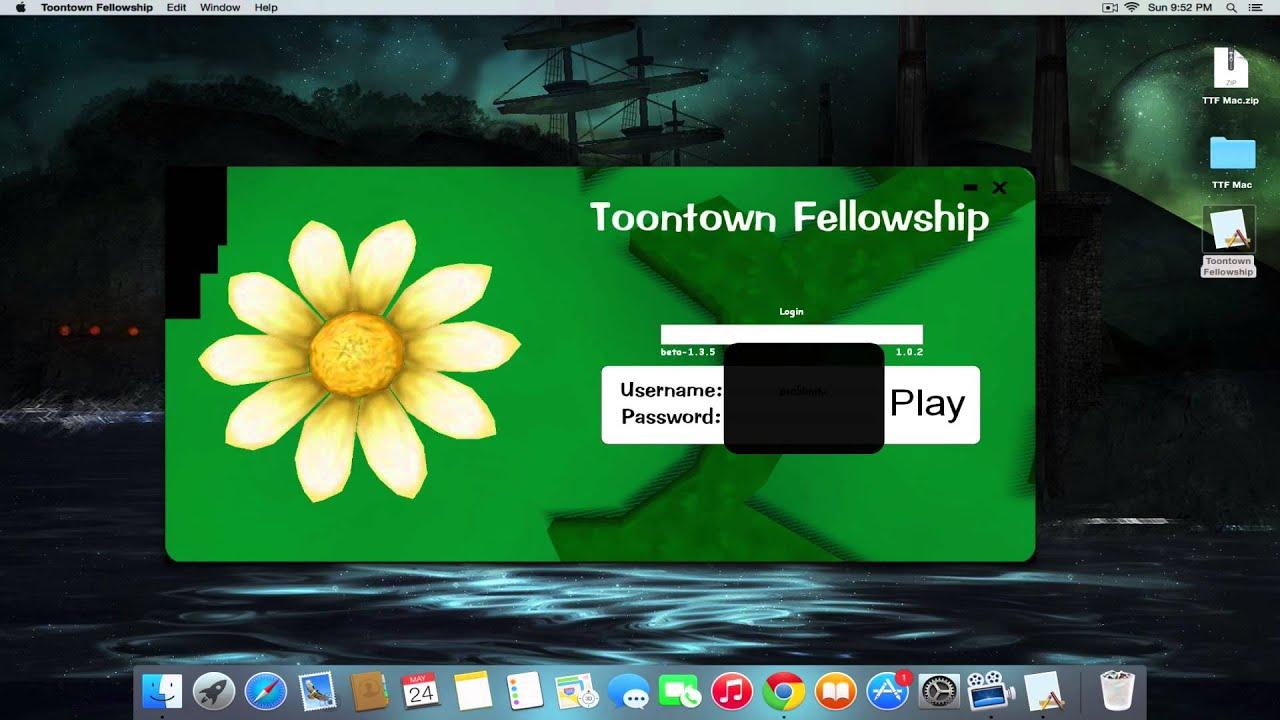Toontown Mac