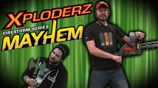 Exploding Ammo : Xploderz Mayhem | Toy Chest