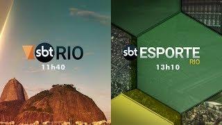 SBT Rio/SBT Esporte Rio - 21/01