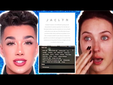 James Charles Can't Stop Using Jeffree Star ⭐️ Jaclyn Hill Is BACK thumbnail