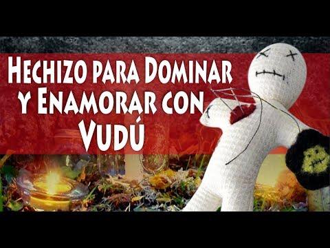 Hechizo para Dominar y Enamorar con Vudu