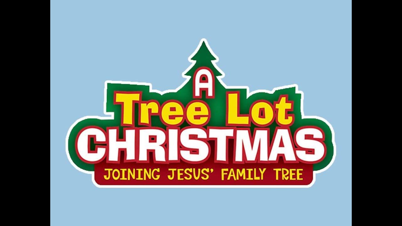 A Tree Lot Christmas - Kids Christmas Musical - YouTube