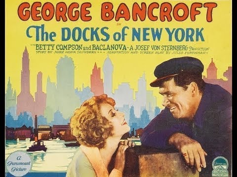 The Docks of New York 1928