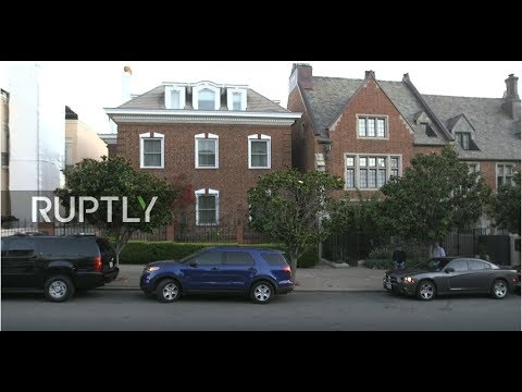 LIVE Deadline reached for Russian consular residence in San Francisco to be vacated: stakeout