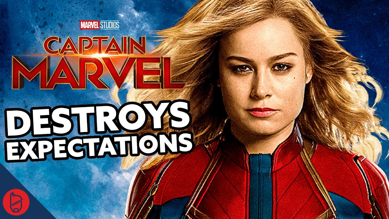 captain marvel - movie review (spoilers) - youtube