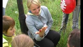 Первая помощь - Карелия 2007 - этап Укус собаки