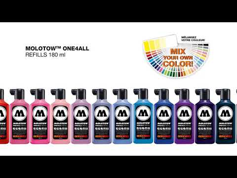Refill MOLOTOW ONE4ALL 180ml