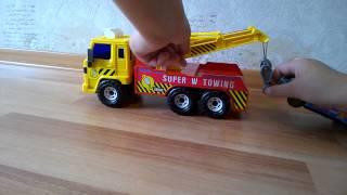 Эвакуатор Daesung Toys. Игрушки и мультики для детей про машинки