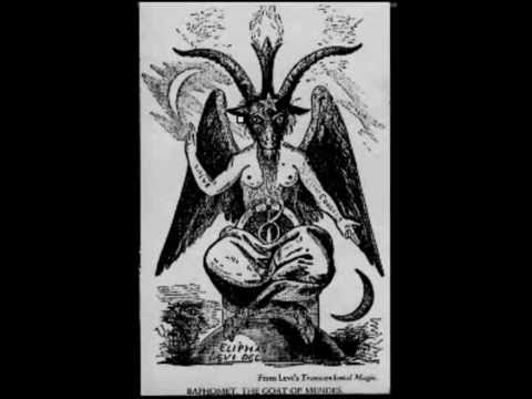 Music in image: Baphomet, The Goat of Mendes