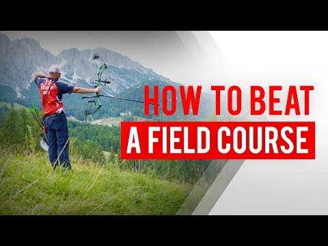 How to shoot field archery