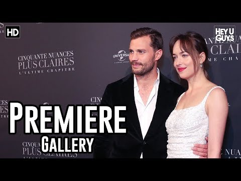 Dakota Johnson Premiere Interview - Fifty Shades Darker from YouTube · Duration:  1 minutes 6 seconds
