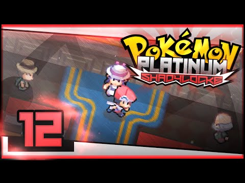LAYOUT AUDIO ALL RUINED | Let's Play Pokemon Platinum ShadyLocke Challenge w/ ShadyPenguinn