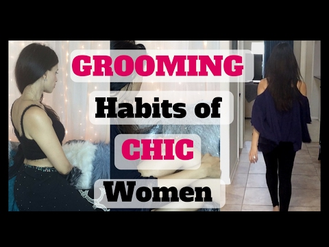 Grooming HABITS of Chic Women | Daily Rituals to Feeling Fab