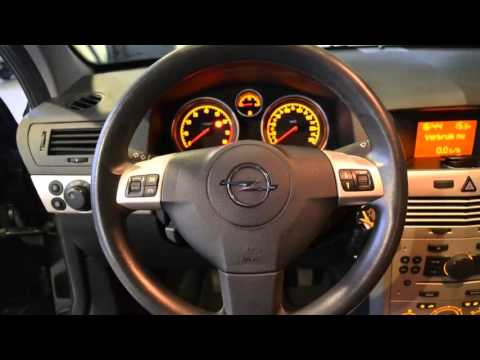 How to set the cruise control on a Vauxhall / Opel Insignia.