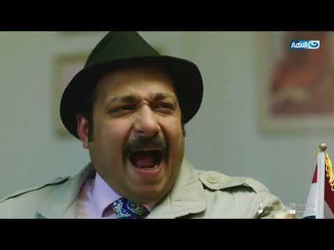 عزمي واشجان   لما يكون عندك موظف بيحب يجود وادارتك في النازل بسبب افتكاساته