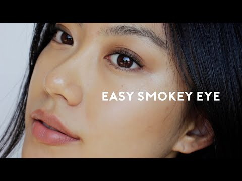Beginners Smokey Eye Makeup Tutorial - YouTube