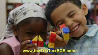 The Toy Box Daycare - Windsor, Ontario, Canada - Affordable Child Care