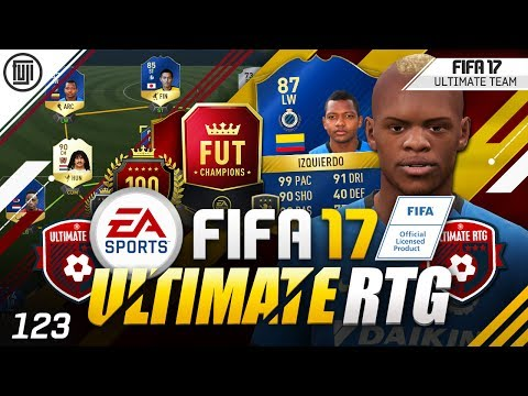 FIFA 17 ULTIMATE ROAD TO GLORY! #123 - THE BLUE BEAST!?!?