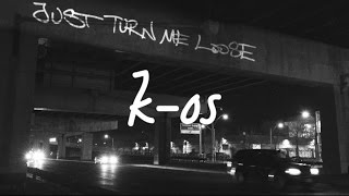 k-os - Turn Me Loose (Official Lyric Video)
