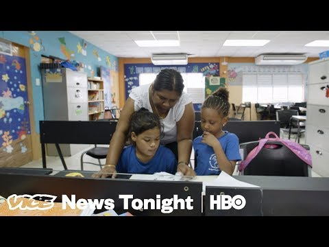 Trinidad And Tobago Is Ignoring Its Venezuelan Refugee Problem (HBO)