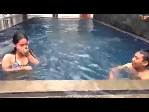 Dewi Persik Berenang Gendutttttyytt Medure Ueyyy