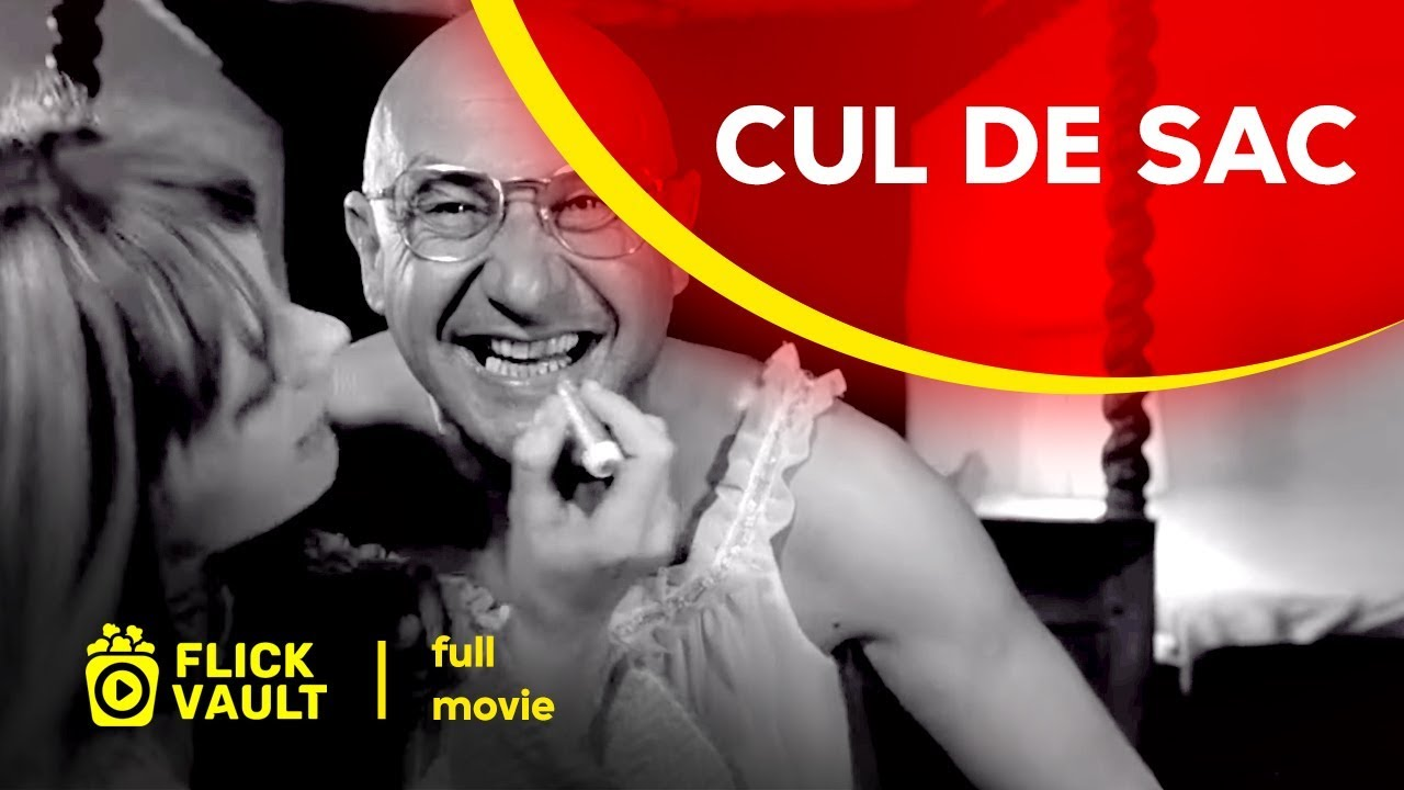 'Cul De Sac' (Roman Polanski)  | Full Movie