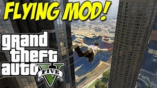 How to Fly in Grand Theft Auto V for PC (Explain with Detail)