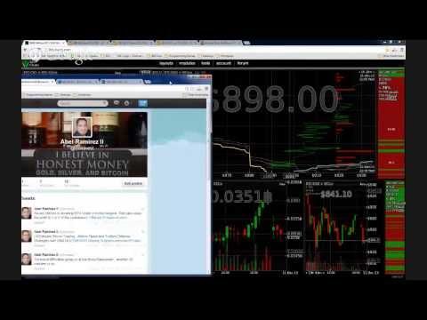 LIVE Bitcoin Trading - Advice, News and Trollbox Defense Strategies