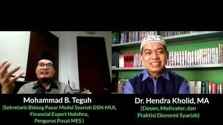 Ngobrol bareng Tokoh Ekonomi syariah ustadz Mohammad Bagus Teguh Perwira, L.C.M.A.