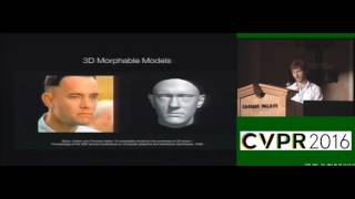 A 3D Morphable Model Learnt From 10,000 Faces