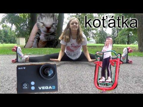 Nová kamera, máme koťátka, brandnoozbox, brusle... /LEA