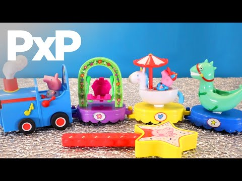 Prance and party with these new Peppa Pig toys from Jazwares! | A Toy Insider Play by Play