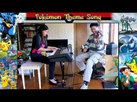 'Pokémon Theme Song' - Violin and Piano Arrangement