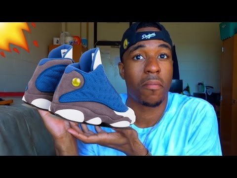 "2017 AIR JORDAN 1 OG ROYAL, AIR JORDAN 13 ""FLINT"" + EXCLUSIVE YEEZYS"