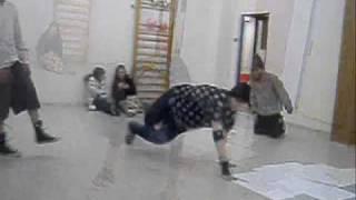 Training-B-Boy Gonzy