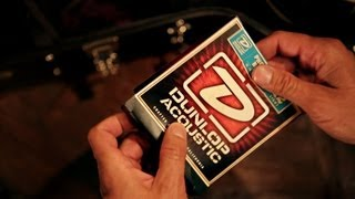 Dunlop Strings: The Gig