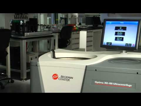 Optima X Series Centrifuge Systems By Beckman Coulter