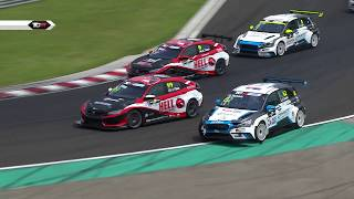 2018 Hungaroring, TCR Europe Highlights