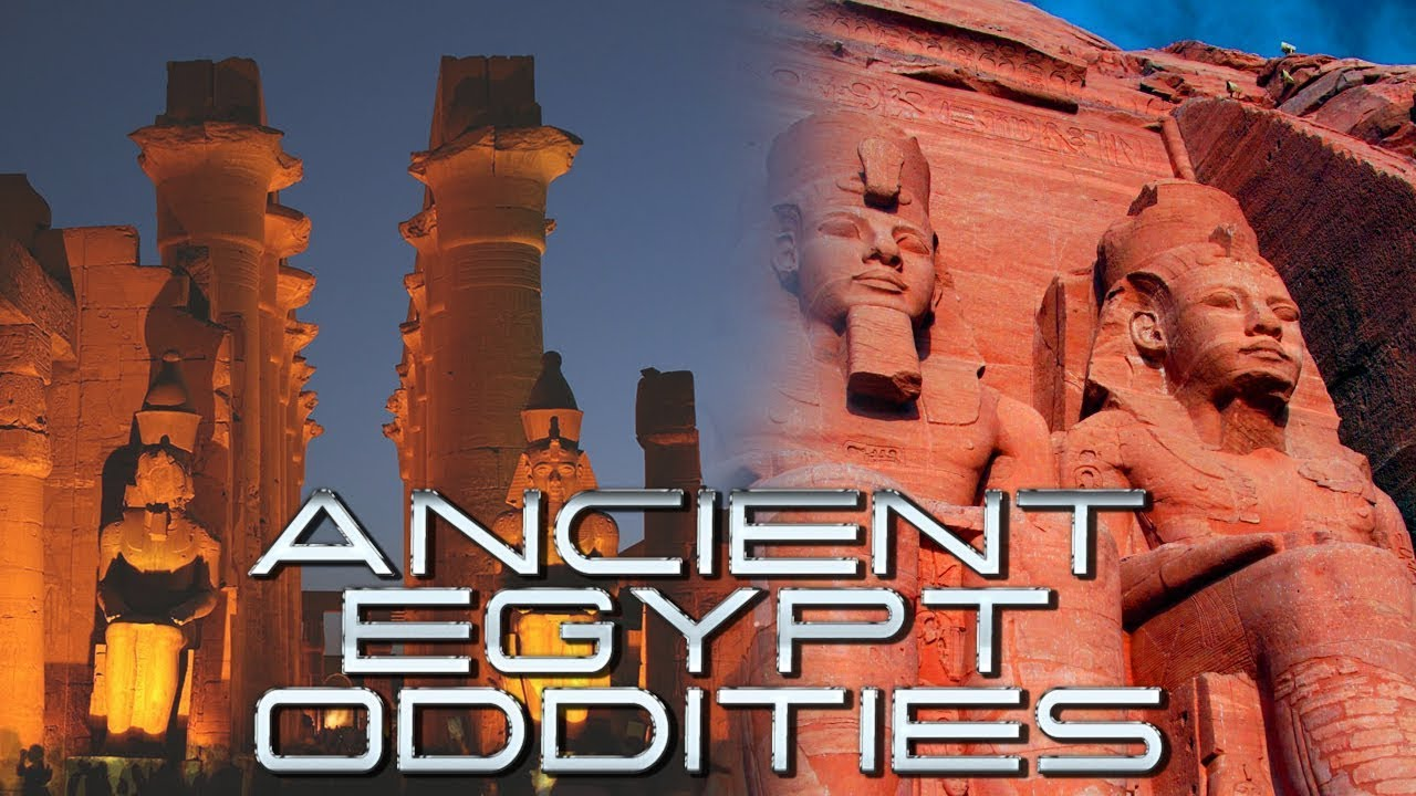 Erich von Daniken Astounding Ancient Egypt Discoveries That You Must See