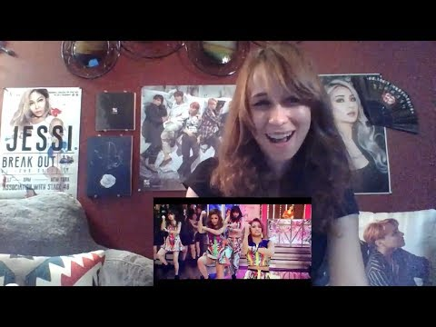 E-GIRLS - DANCE WITH ME NOW MV REACTION (AWESOME!!!!!!!}