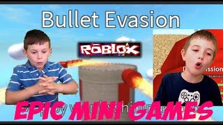 Roblox - Bullet Evasion - Epic Mini Games