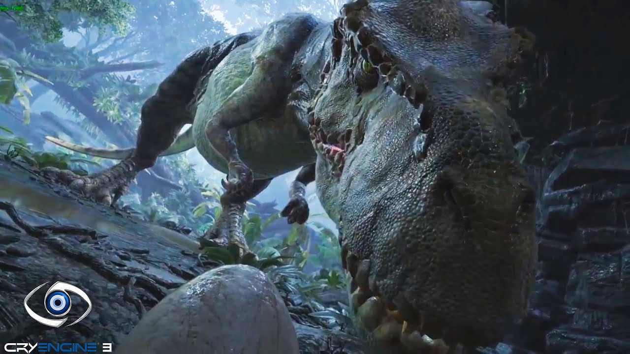 Jurassic Park  Island Survival Game