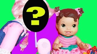 Baby Alive Baby Monitor P2 SCARY Baby Doll Spiderman Toys Surprise Mystery Baby Alive Story Video(Baby Alive baby monitor scary baby part 2! Baby Alive story where Baby Alive ice cream doll plays in her playroom with blocks, Doc McStuffins toys, and her ..., 2015-10-18T06:00:01.000Z)